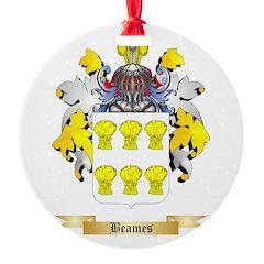 Beames Ornament