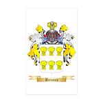 Beames Sticker (Rectangle 50 pk)