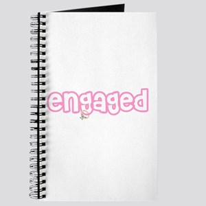 Engaged (Pink) Journal