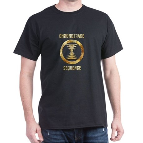 The Chronotrace Sequence Logo T-Shirt