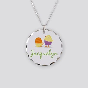Easter Chick Jacquelyn Necklace