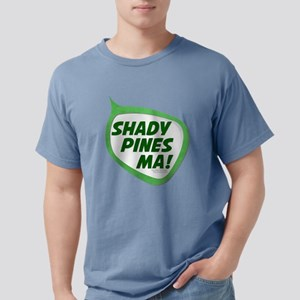 Shady Pines Ma! Mens Comfort Colors Shirt