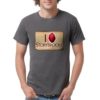 I Heart Storybrooke Mens Comfort Colors Shirt