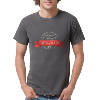 Certified Once Upon a Time Ad Mens Comfort Colors