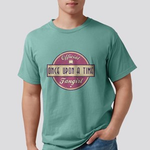Official Once Upon a Time Fan Mens Comfort Colors