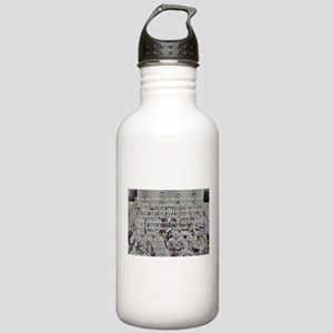 Casey At The Bat Verse 13 Water Bottle