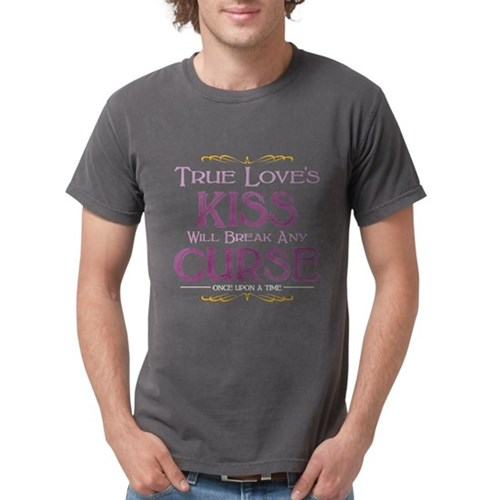 True Love's Kiss Mens Comfort Colors Shirt