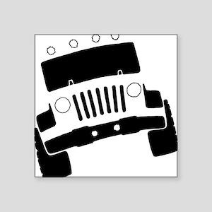 Jeepster Rock Crawler Sticker
