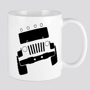 Jeepster Rock Crawler Mug