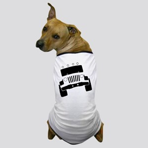Jeepster Rock Crawler Dog T-Shirt