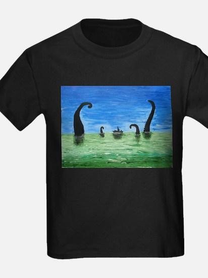 Attack of the Kraken T-Shirt