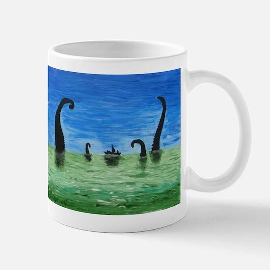 Attack of the Kraken Mug