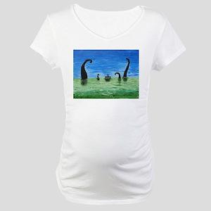 Attack of the Kraken Maternity T-Shirt