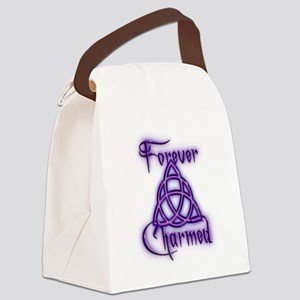 Forever Charmed (sc) (darks) Canvas Lunch Bag