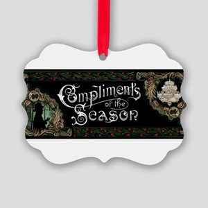 Phantom of the Opera Christmas Greeting Picture Or