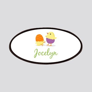 Easter Chick Jocelyn Patches