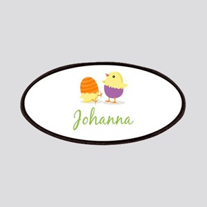 Easter Chick Johanna Patches