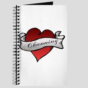 Channing Tattoo Heart Journal
