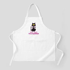 BREAST CANCER Cat - BBQ Apron