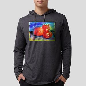 Red Apples, fruit art! Mens Hooded Shirt