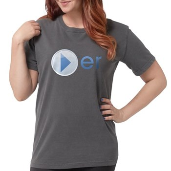 Player Womens Comfort Colors Shirt