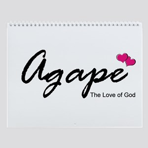 Agape Love Wall Calendar