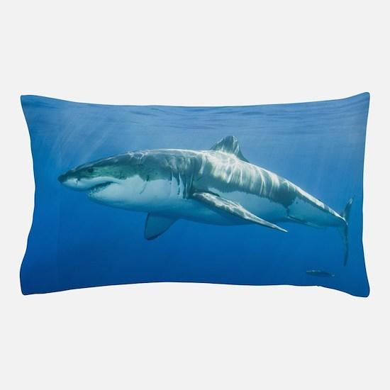 Great White Shark Pillow Case