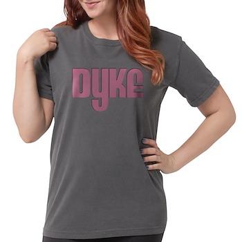 Pink Dyke Womens Comfort Colors Shirt