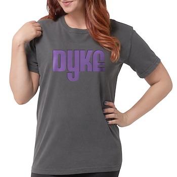 Purple Dyke Womens Comfort Colors Shirt