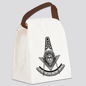 Past Masters No 3 Canvas Lunch Bag