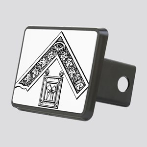 Past Master with Maple Rectangular Hitch Cover