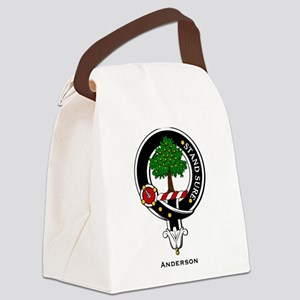 Anderson Canvas Lunch Bag