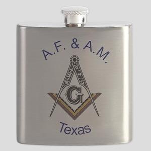 Texas S&C Flask