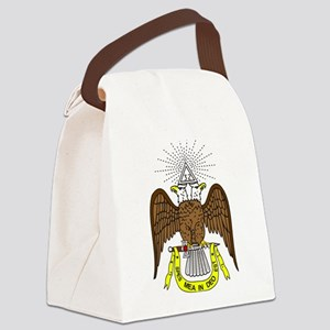Scottish Rite 32nd degree Canvas Lunch Bag