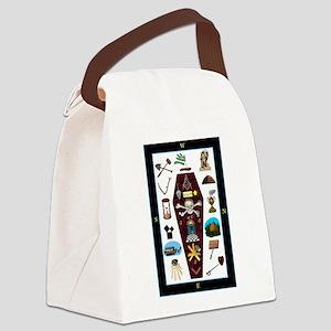 Master's Carpet Canvas Lunch Bag