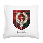 ChisholmCBT Square Canvas Pillow