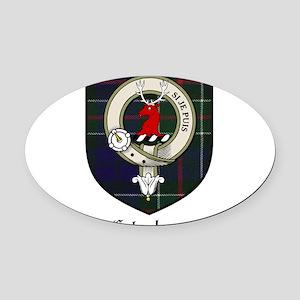 ColquhounCBT Oval Car Magnet