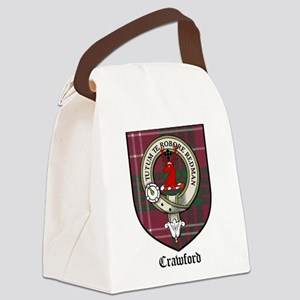 CrawfordCBT Canvas Lunch Bag