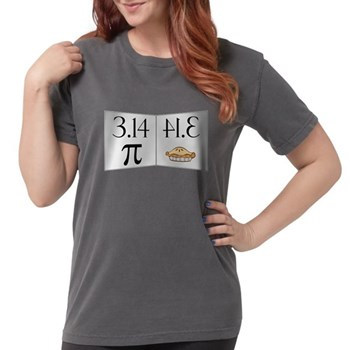 PI 3.14 Reflected as PIE Womens Comfort Colors Shi