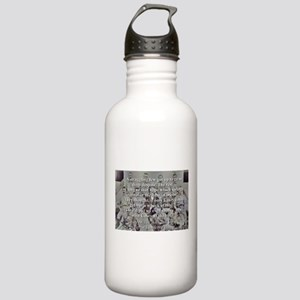Casey At The Bat Verse 2 Water Bottle