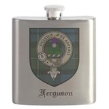 Ferguson clan Flask Bottles