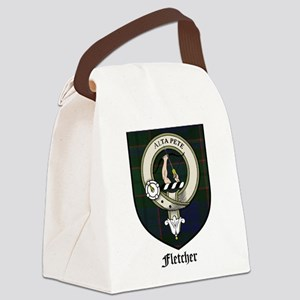 FletcherCBT Canvas Lunch Bag