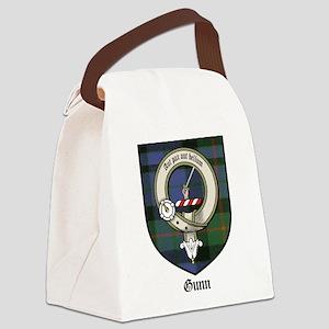 GunnCBT Canvas Lunch Bag