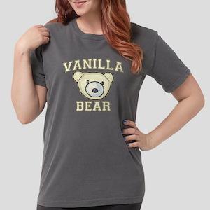 Vanilla Bear Womens Comfort Colors Shirt