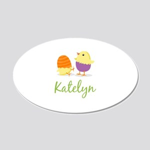 Easter Chick Katelyn Wall Decal