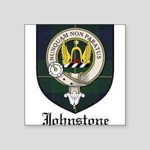 """JohnstoneCBT Square Sticker 3"""" x 3"""""""