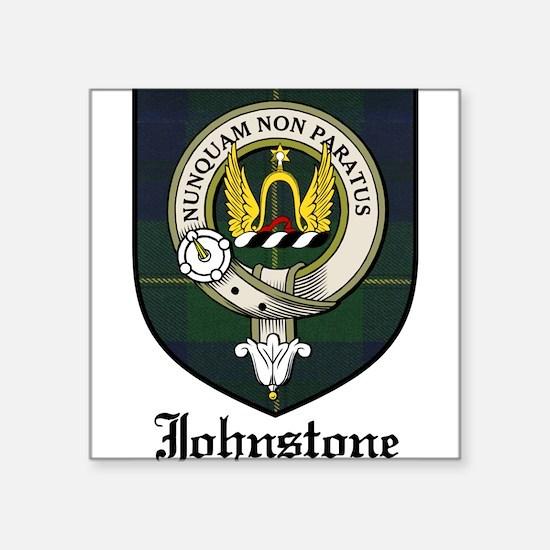 "JohnstoneCBT.jpg Square Sticker 3"" x 3"""