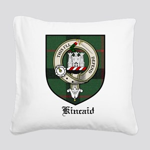 KincaidCBT Square Canvas Pillow