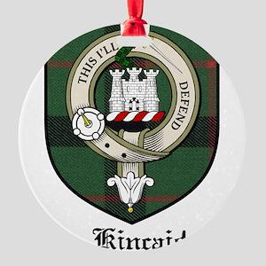 KincaidCBT Round Ornament