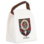 MacBean Clan Crest Tartan Canvas Lunch Bag